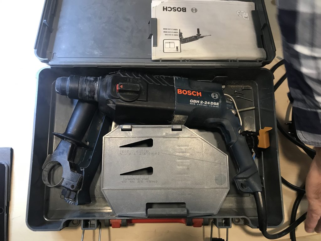 Bosch Professional Bohrhammer GBH 2-24 DSE